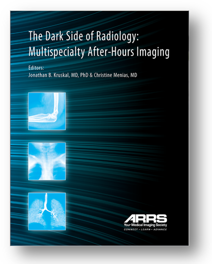 Dark Side of Radiology Book Cover
